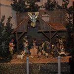 Kerstvieringen en kerststal bezoeken